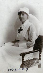 Clarice Molloy, 1917