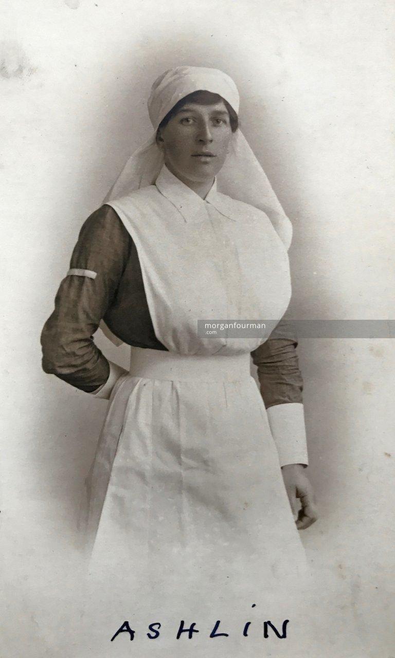 Frances Ashlin, 1917