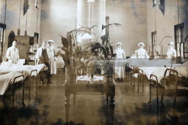 Guest Hospital, Dudley, 1914