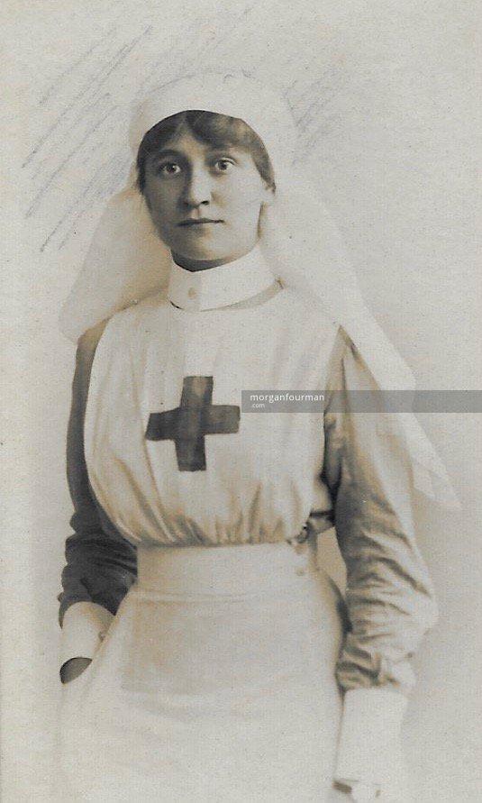 Molly Evans, 1917