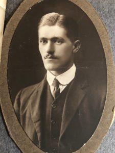 Ernie Grosvenor, c. 1914