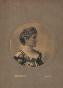 Mrs Elizabeth Mathews