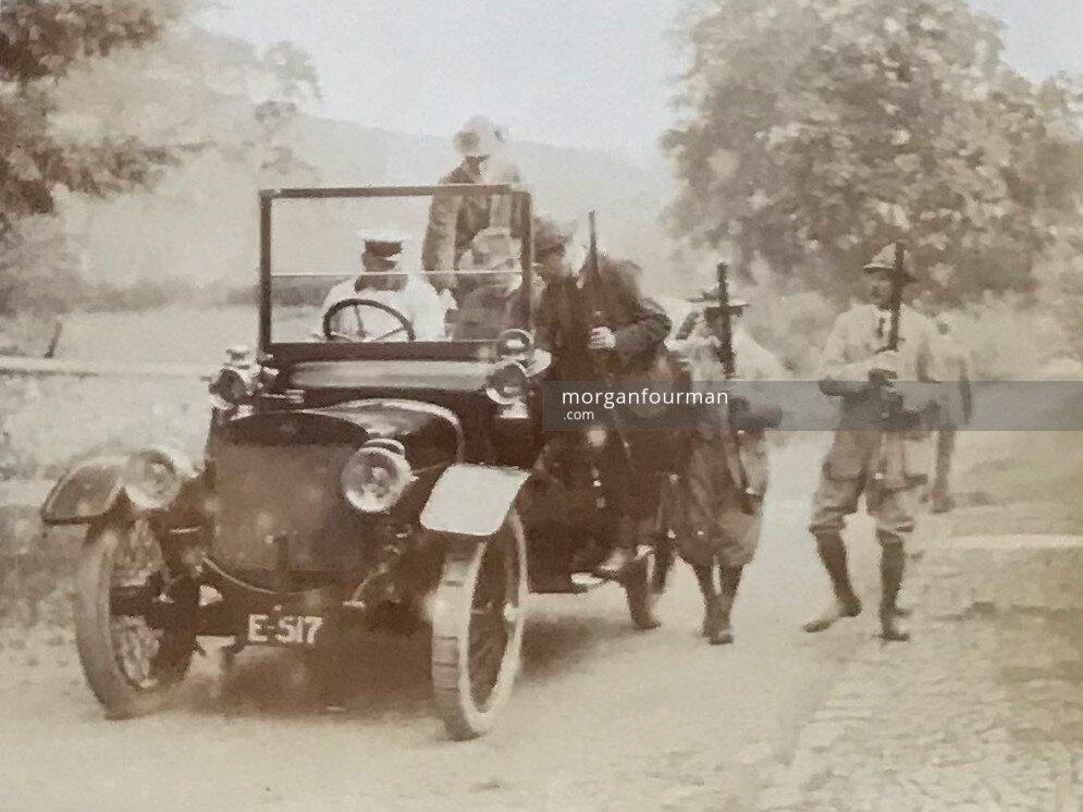 Ratlinghope, Aug 1911