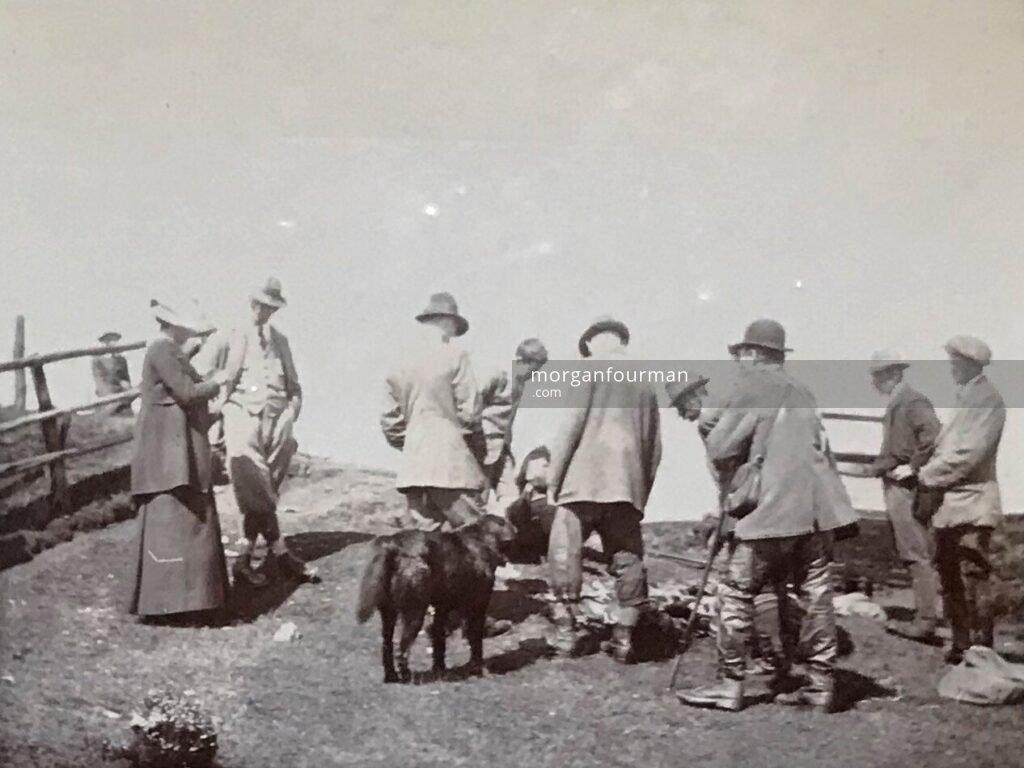 Ratlinghope, Aug 1916