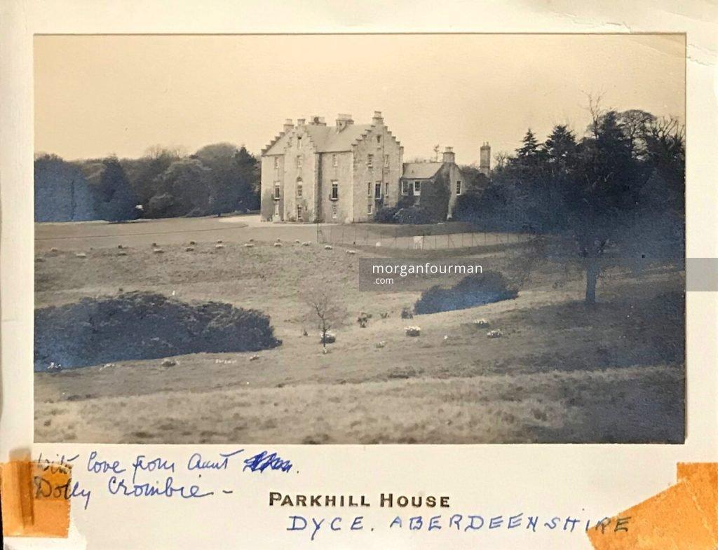 Parkhill House Dyce, Aberdeenshire
