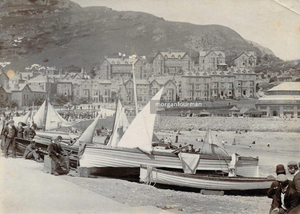 Llandudno in 1890s
