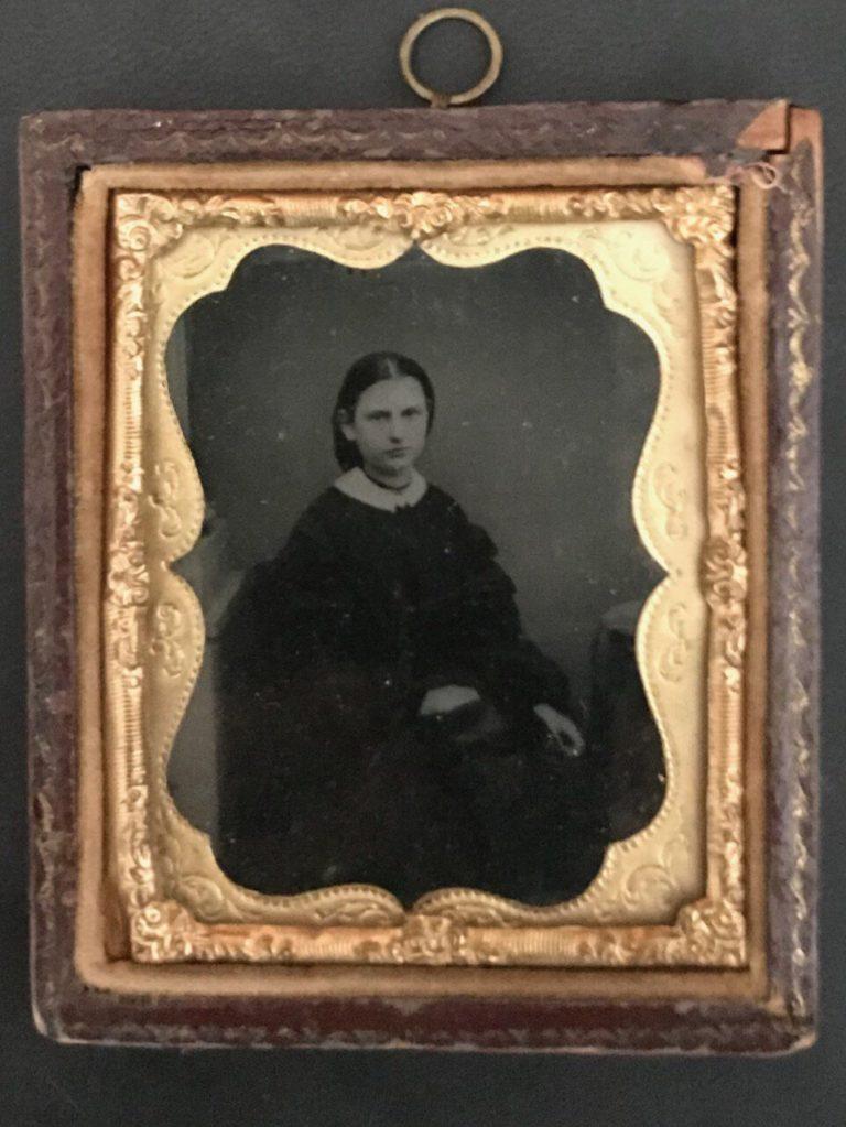 Charlotte Lee, c. 1855