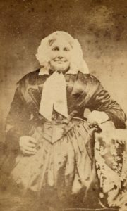 Susan Downing (née Lee), c. 1880