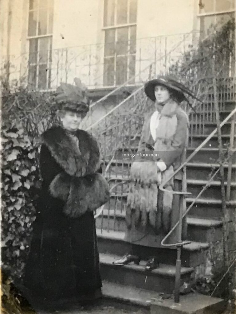 Mrs Lewis, Lamberhurst
