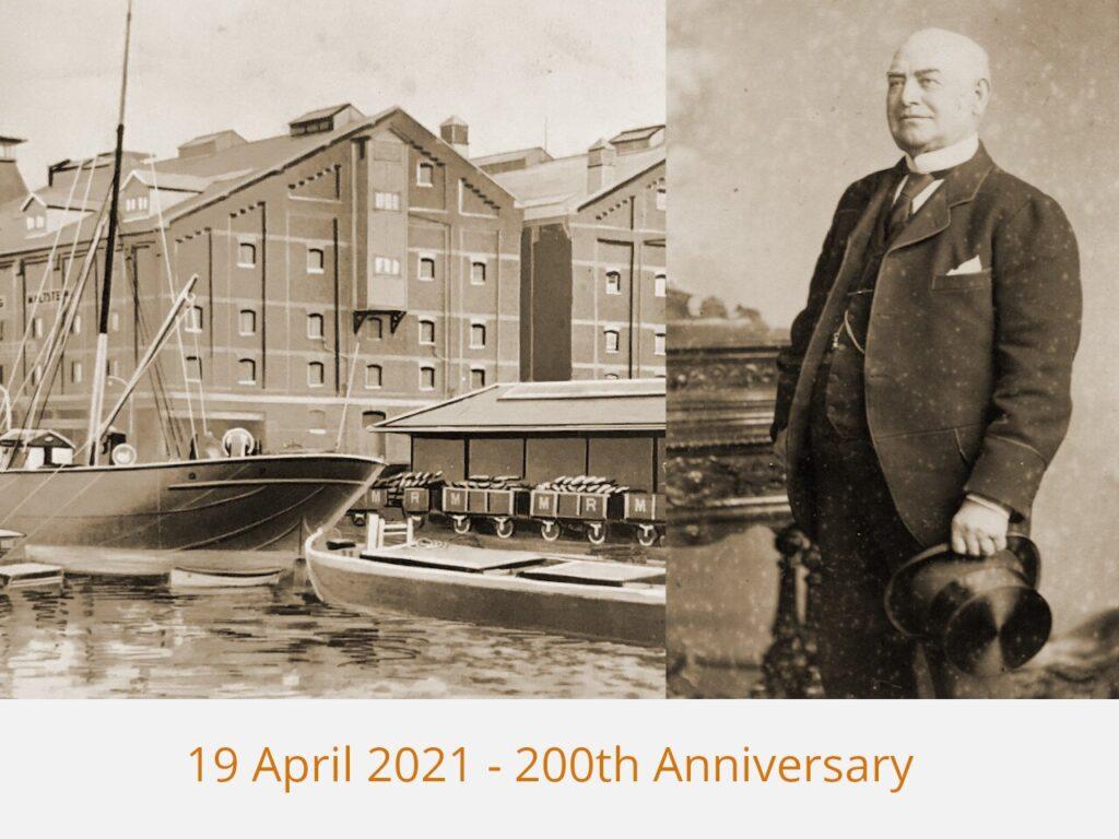 19 April 2021 - 200th Anniversary