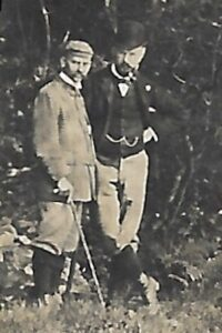 W.E. Downing and W.L. Browne, Ratlinghope, early 1890s