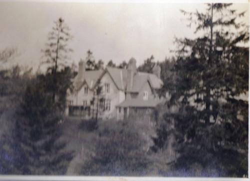 Beacon Lodge, Llangunlo